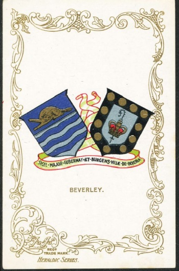 Arms (crest) of Beverley