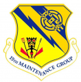 15th Maintenance Group, US Air Force.png