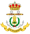 Naval Assistantship Ayamonte, Spanish Navy.png