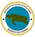 Auxiliary Ships Division, Dominican Republic Navy.png
