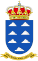 Canary Islands Military Zone, Spanish Army.png