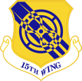 15th Wing, US Air Force.png