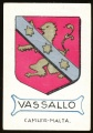 arms of the Vassallo family