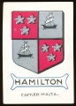 arms of the Hamilton family