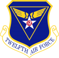 12th Air Force, US Air Force.png