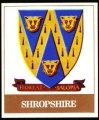 arms of Shropshire