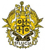 National Arms of St. Lucia