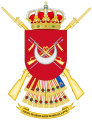 Regulares Group of Melilla No 52, Spanish Army.png