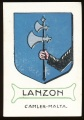 arms of the Lanzon family