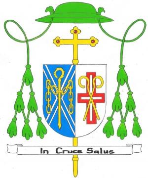 Raymond John Lahey - Arms, armoiries, escudo, wappen, crest
