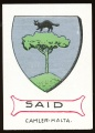 arms of the Said family