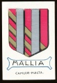 arms of the Mallia family