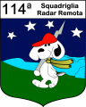 114th Remote Radar Squadron, Italian Air Force.png