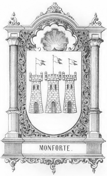 Arms of Monforte