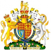 United Kingdom - Coat of arms (crest) of United Kingdom