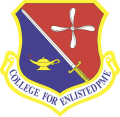 College for Enlisted Professional Military Education, US Air Force.png