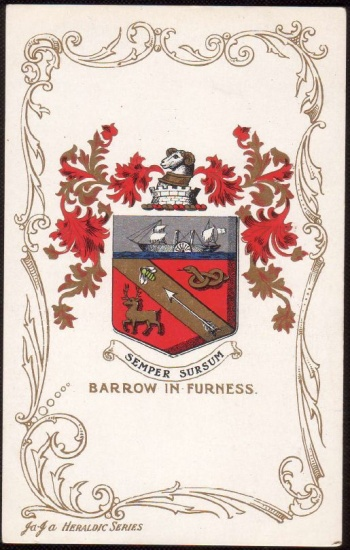 Arms (crest) of Barrow