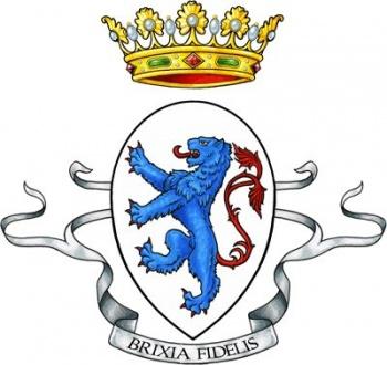 Brescia - Stemma - Coat of arms - crest of Brescia