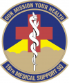 18th Medical Support Squadron, US Air Force.png
