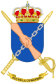 Melilla General Command Headquarters Battalion, Spanish Army.png