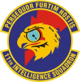 11th Intelligence Squadron, US Air Force.png
