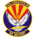 162nd Logistics Squadron, US Air Force.png
