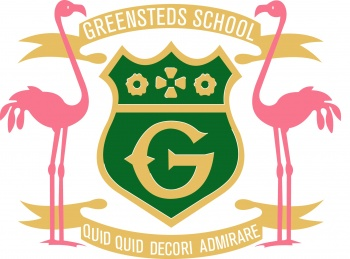 Arms (crest) of Greensteds International School