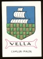 arms of the Vella family