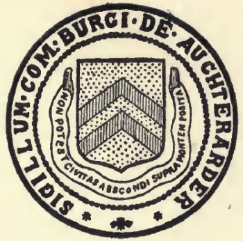 seal of Auchterarder