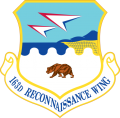 163rd Reconnaissance Wing, California Air National Guard.png