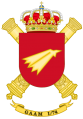 Air Defence Artillery Group I-74, Spanish Army.png