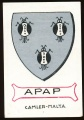 arms of the Apap family