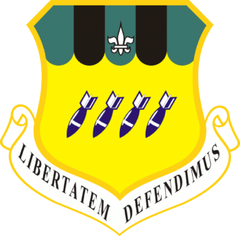 Arms of 2nd Bombardment Wing, US Air Force