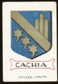 arms of the Cachia family