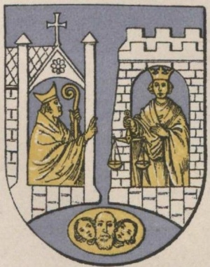 Arms of Trondheim