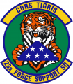 23rd Forces Support Squadron, US Air Force.png