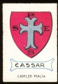 arms of the Cassar family