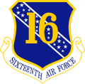16th Air Force, US Air Force.png