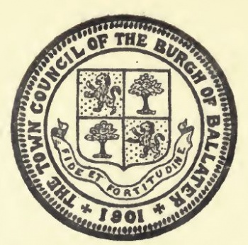 seal of Ballater