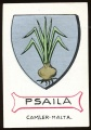 arms of the Psaila family
