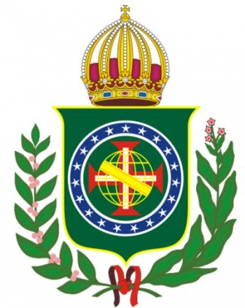 Arms of National Emblem of Brazil