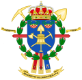 Engineer Regiment No 8, Spanish Army.png