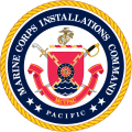 Marine Corps Installations Command - Pacific, USMC.png
