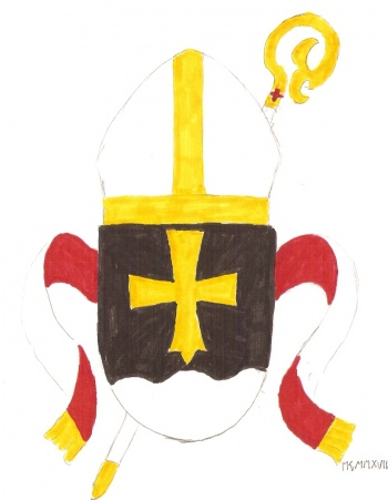 Arms (crest) of the Northwestern Diocese, ELCT