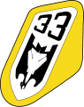33rd Tactical Air Force Wing, German Air Force.png