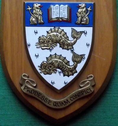 Arms of Rydal School