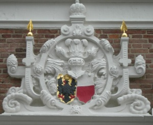Arms (crest) of Deventer