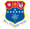 169th Fighter Wing, South Carolina Air National Guard.png