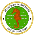 Patrol Ships Division, Dominican Republic Navy.png