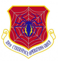 318th Cyberspace Operations Group, US Air Force.png